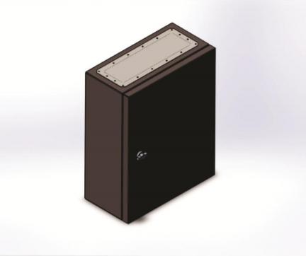силовой шкаф печи полимеризации