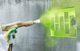 Оборудование для покраски металлоконструкций: особенности выбора