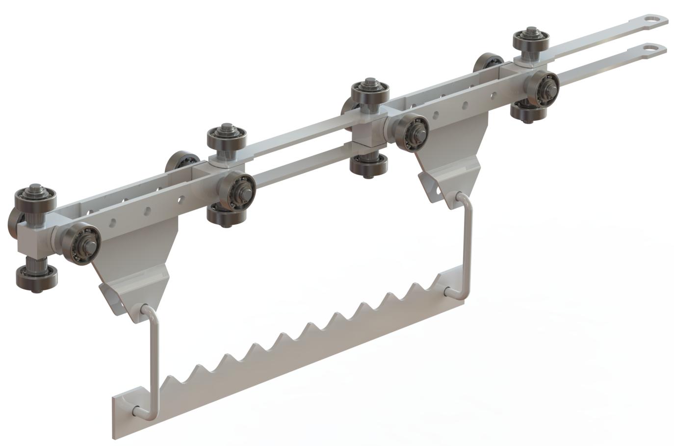 Цепь конвейера ЦК-150