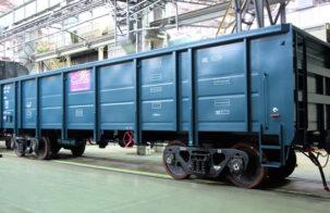 Порошковое окрашивание грузовых вагонов: важные особенности